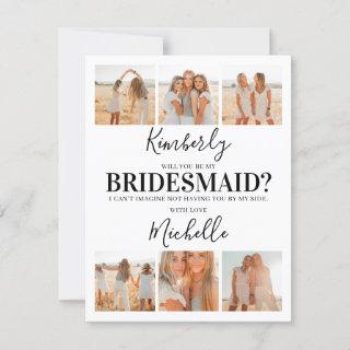 Add Photos | Will You Be My Bridesmaid? Proposal