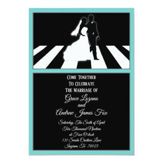 All You Need Is Love Music Wedding Invitations