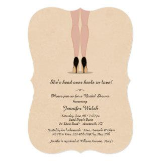 All You Need Is Shoes Invitations