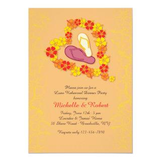Aloha Love Invitations
