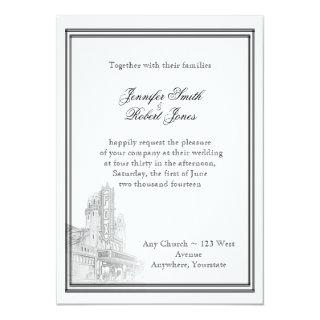 Atlanta Destination Wedding Invitations