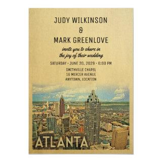 Atlanta Wedding Invitations Georgia
