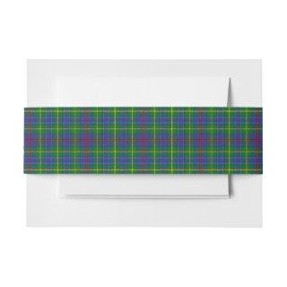 Bailey Scottish Tartan Belly Band