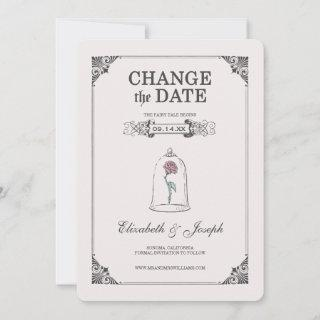 Beauty & the Beast | Fairy Tale - Change the Date Save The Date