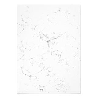 Blank Marble Wedding Invitation Create Your Own