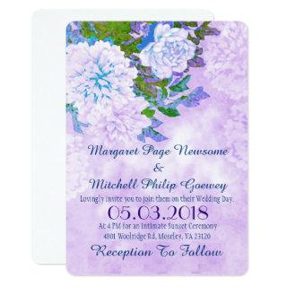 Blooming-Vintage--Single-Space-Template-G3 Invitations