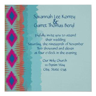 Blue Mountain/ Southwest Invitations