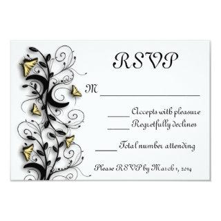 Butterfly Theme Invitation