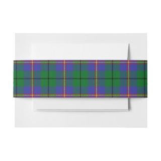 Carmichael Scottish Tartan Belly Band