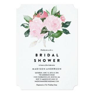 Chic Romance | Bridal Shower Invitations