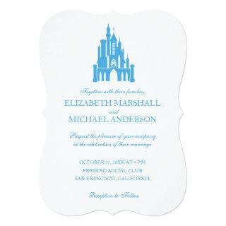 Cinderella Wedding | Castle Invitations
