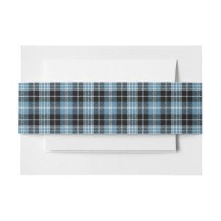 Clark Scottish Tartan Belly Band