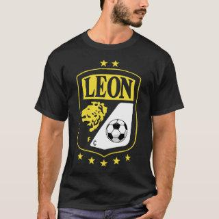 Club Leon F C Futbol Soccer Mexico Green Camiseta T-Shirt