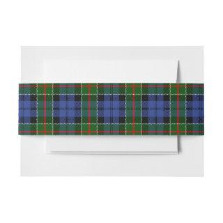 Colquhoun Scottish Tartan Belly Band
