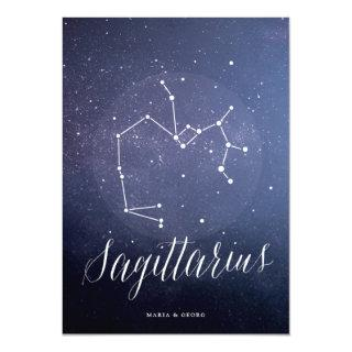Constellation Celestial Table Number Sagittarius