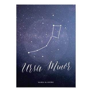 Constellation Celestial Table Number Ursa Minor