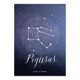Constellation Star Celestial Table Number Pegasus
