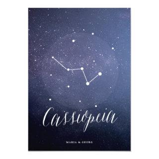 Constellation Star Table Number Cassiopeia