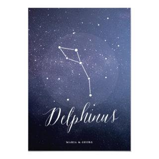 Constellation Star Table Number Delphinus