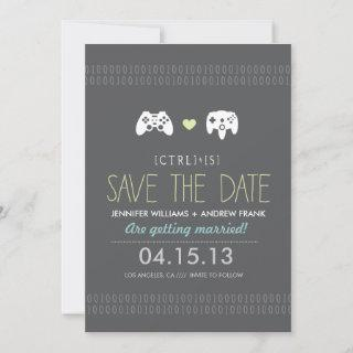 Controller Love Save the Date