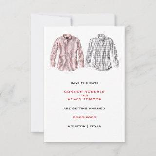 Country Shirts Inspired | Wedding Save The Date