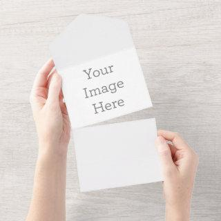 Create Your Own All In One Invitation