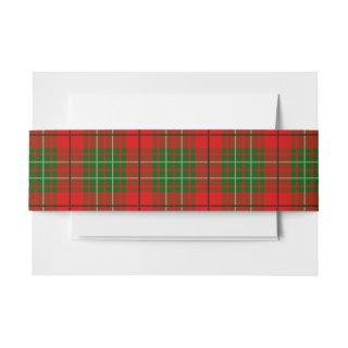 Cumming Scottish Tartan Belly Band