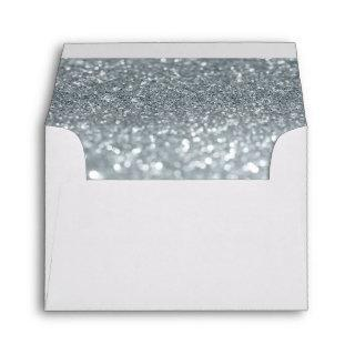 Custom Envelope - (3.5x5) White Fab