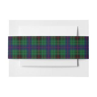 Davidson Scottish Tartan Belly Band