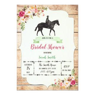 Derby day bridal shower Invitations