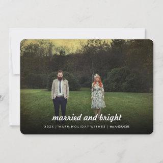 Double Sided Flat Christmas Photo Cards Full Bleed