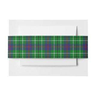 Duncan Scottish Tartan Belly Band
