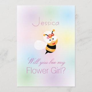 Elegant Will You Be My Bridesmaid Meant To Bee