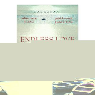 ENDLESS LOVE movie poster style Invitation
