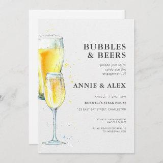 Engagement Party  - Bubbles & Beers