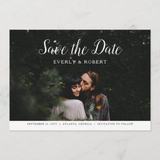 Everly Wedding Save the Date