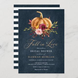 Fall in Love Bridal Shower