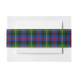 Farquharson Scottish Tartan Belly Band