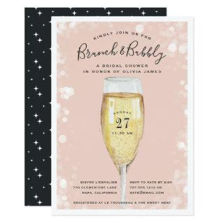Fizzy Pop | Bridal Shower Brunch Invitation