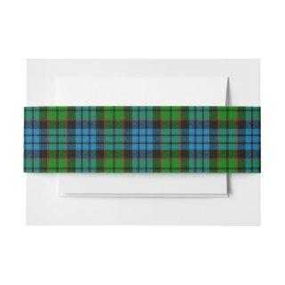 Fletcher Scottish Tartan Belly Band