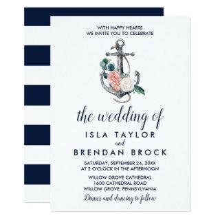 Floral Anchor | Summer The Wedding Of Invitations