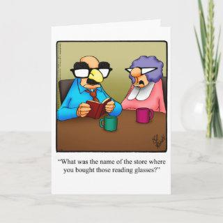 Funny Anniversary Card For Them