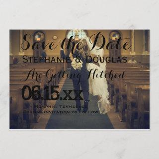 funny bride kidnapping/Save The Date Save The Date