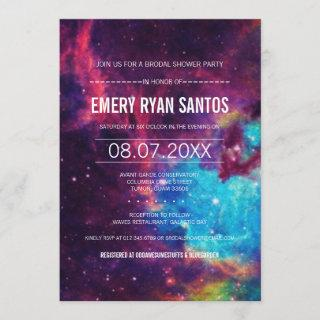 Galaxy Brodal Shower Invite