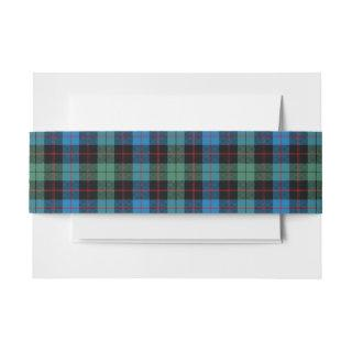 Guthrie Scottish Tartan Belly Band