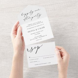 Happily Ever After Wedding Reception All In One