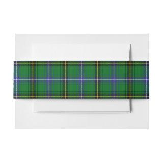 Henderson Scottish Tartan Belly Band