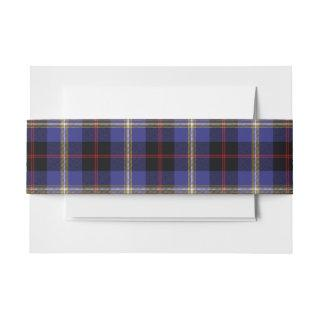 Hill Scottish Tartan Belly Band