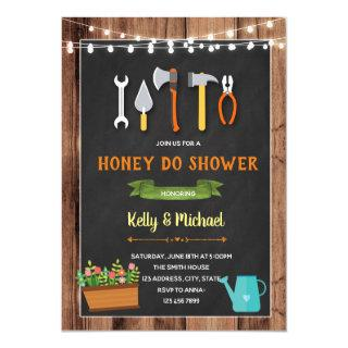 Honey do shower Invitations