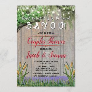 How Sweet It Is To Be Loved Bayou Invitations